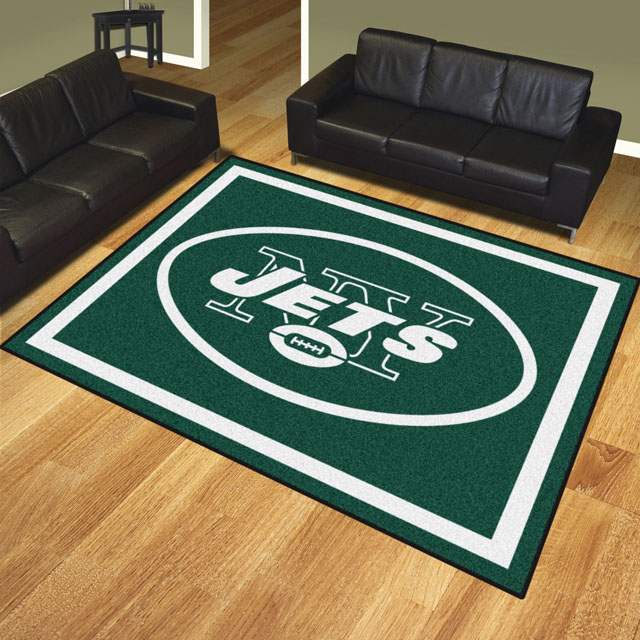 New York Jets Area Rugs