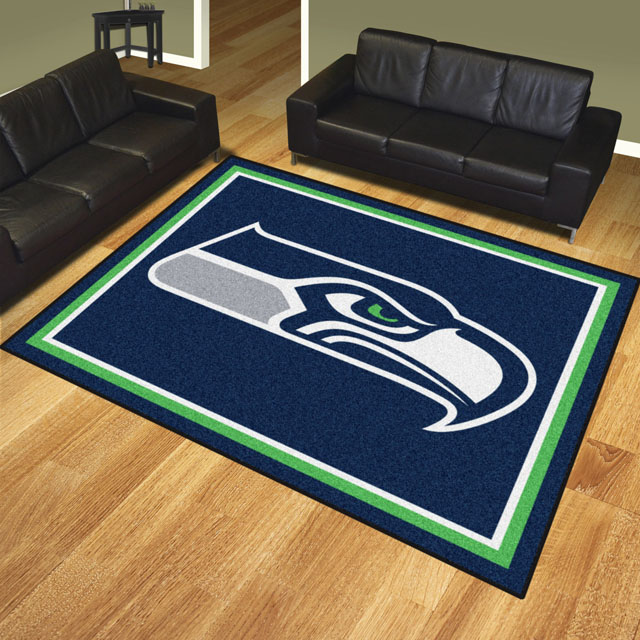 Seattle Seahawks Area Rugs