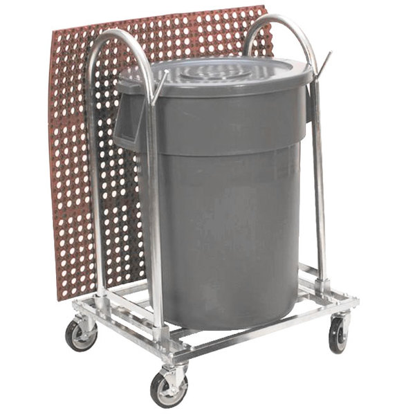 NO Trax Mat Utility Cart