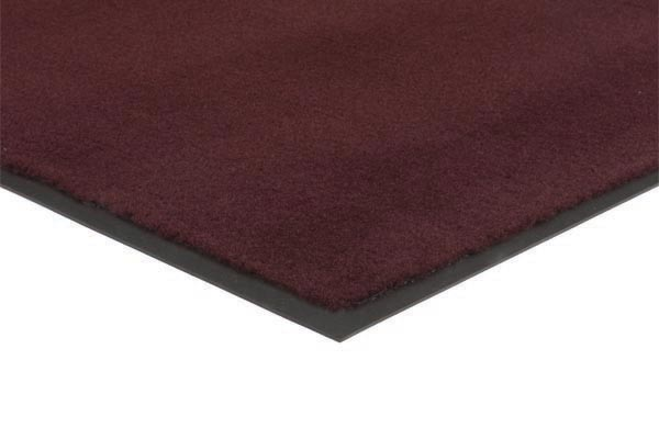 Plush Tuff Mat Solid Color Burgundy Commercial Mats and Rubber
