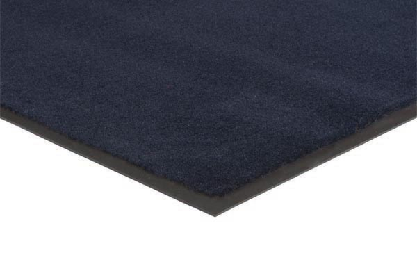 Plush Tuff Mat Solid Color Navy Commercial Mats and Rubber