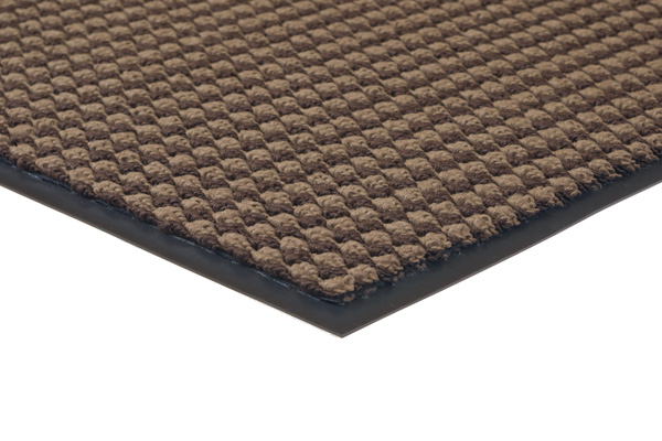 Prestige Stylish Indoor Entrance Mat Color Brown Commercial Mats and Rubber