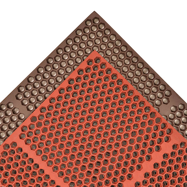 T15 Optimat Honeycomb Anti Fatigue Kitchen Mat