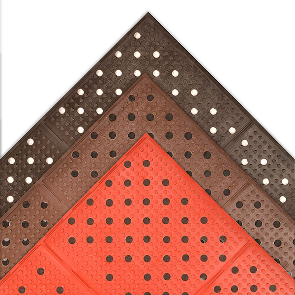 Multi-Mat II Industrial Kitchen Drainage Mat | Perforated Kitchen Mats