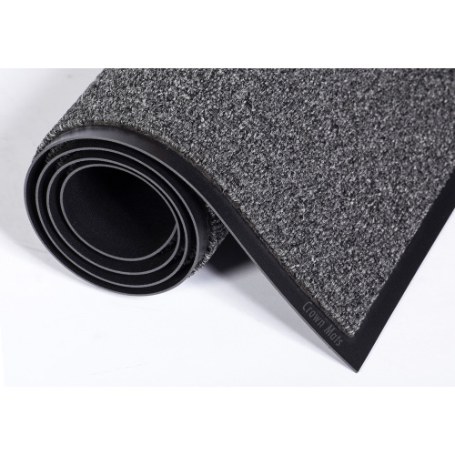 Walk A Way Mat Charcoal