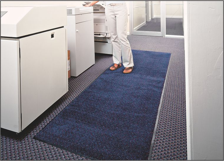 Colorstar Solution Dyed Matting Commercial Mats And Rubber