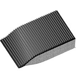 Static Dissipative Corrugated Anti Fatigue Mat by Commercial Mats and rubber.com