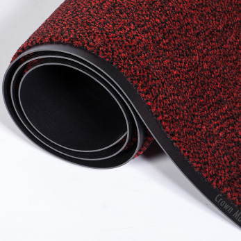 Crown Dust Star Microfiber Mat Red
