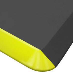 NewLife Eco-Pro Commercial Mats w/Yellow Safety Edges