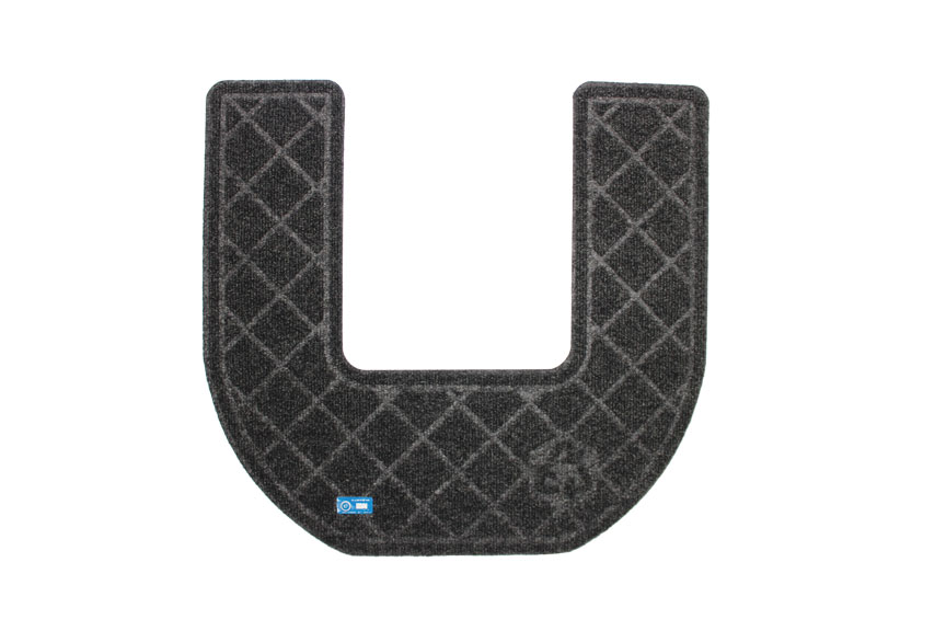 Cleanshield Commode Mat Disposable Toilet Floor