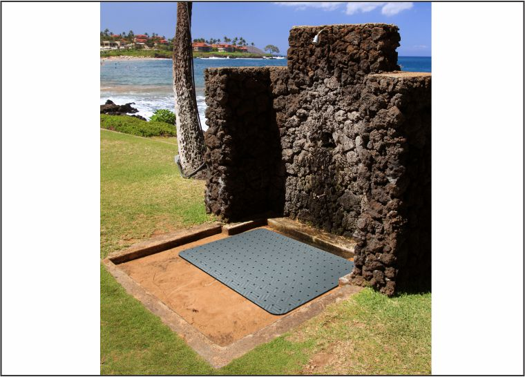 Non Slip Commercial Shower Mats Amp Pool Mats Outdoor