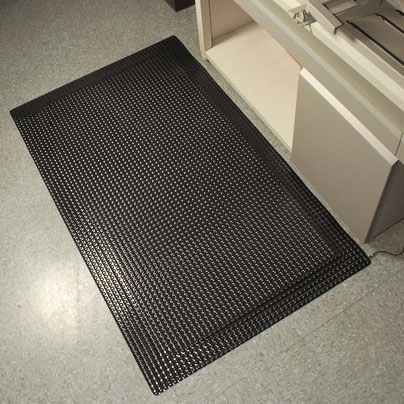 Reflex Conductive Anti Fatigue Mat by Commercial Mats and Rubber.com