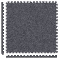 SoftTuff Reversible Gym Floor Protection Matting 3 x 3