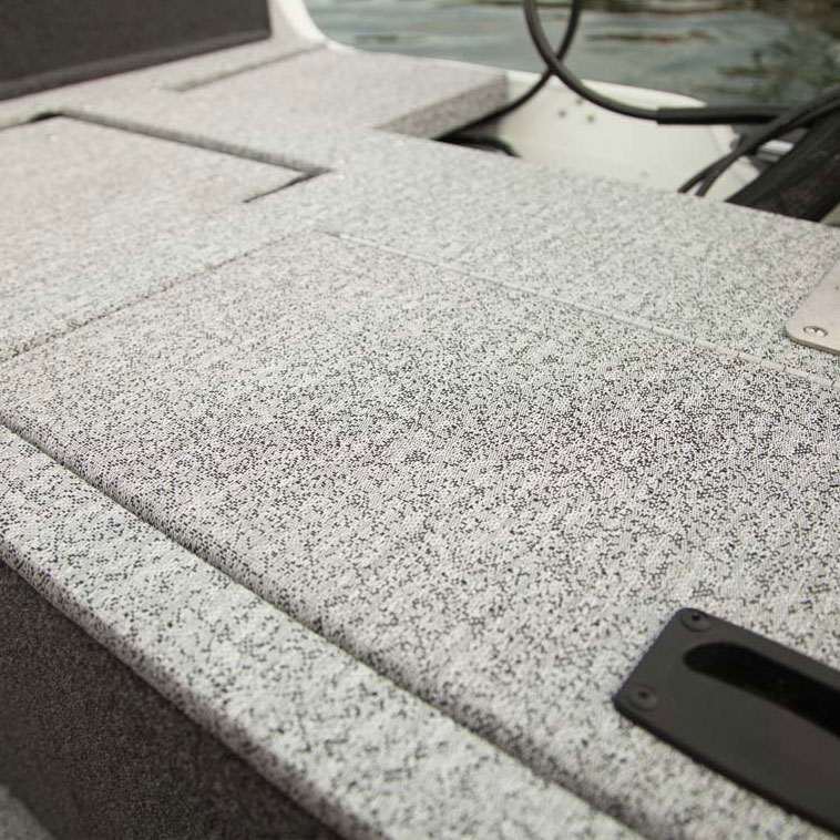 Infinity Tundra Boat Decking for Fishing Boats
