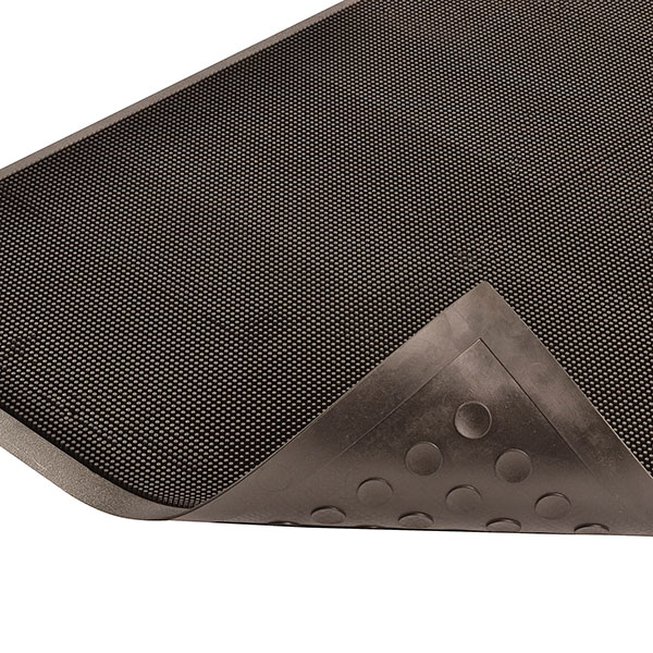 Outdoor Rubber Scraper Mat