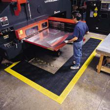 520 Cushion-Lok Interlocking Safety Mat