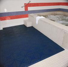 Spa and Locker Room Flooring