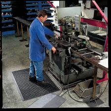 Sanitop Perforated Industrial Ant-Fatigue Mat