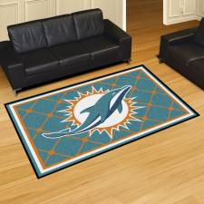 Miami Dolphins Area Rugs