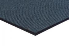 Apache Rib Entrance Mat Color Blue Commercial Mats and Rubber