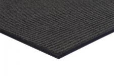 Apache Rib Entrance Mat Color Gray Commercial Mats and Rubber