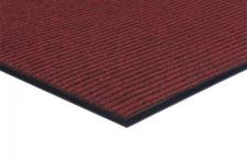 Apache Rib Entrance Mat Color Red Commercial Mats and Rubber