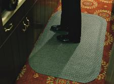 Hog Heaven Fashion Anti Fatigue Mat by Commercial Mats and Rubber.com