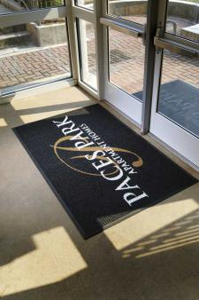 Waterhog Door Mat Custom Waterhog Logo Mats For Business