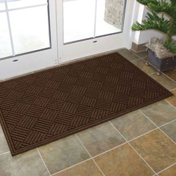 Crosshatch Eco Inside Entrance Mat by Commercial Mats and Rubber.com