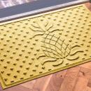 View: Aqua Shield Door Mat - Diamond Pineapple Design