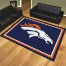 Denver Broncos Area Rugs