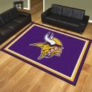 Minnesota Vikings Area Rugs