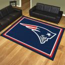 New England Patriots Area Rugs