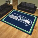 Seattle Seahawks Area Rugs