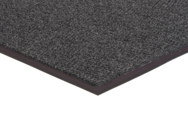 Duro Rib Berber Entrance Matting in Charcoal