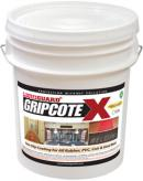 GripCote X non slip backing application